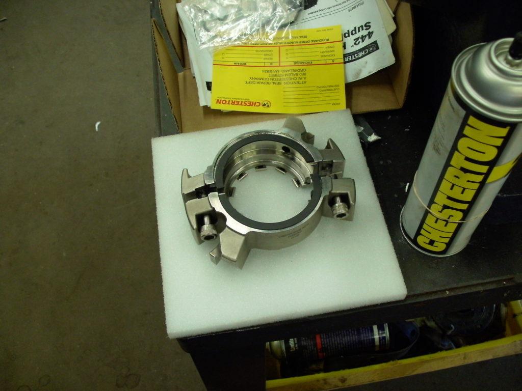 Mechanical Seal Finishing